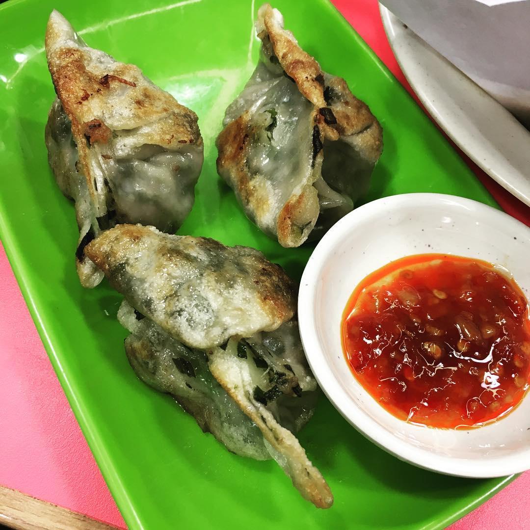 韮菜餃($18_3隻)