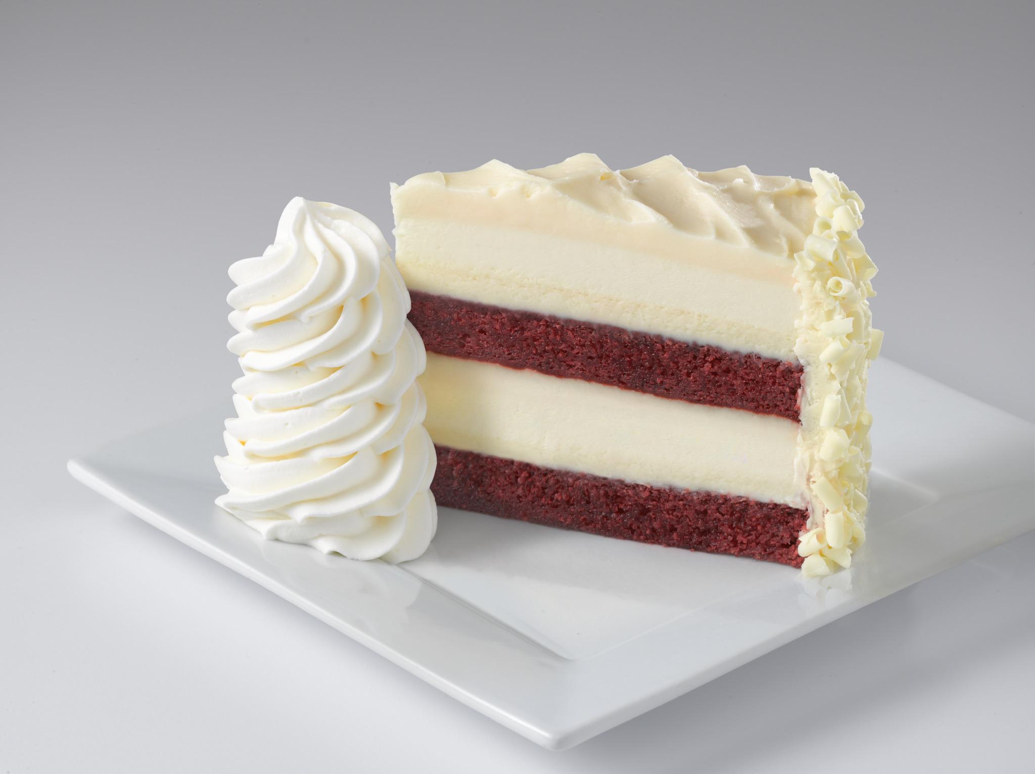 紅絲絨芝士蛋糕