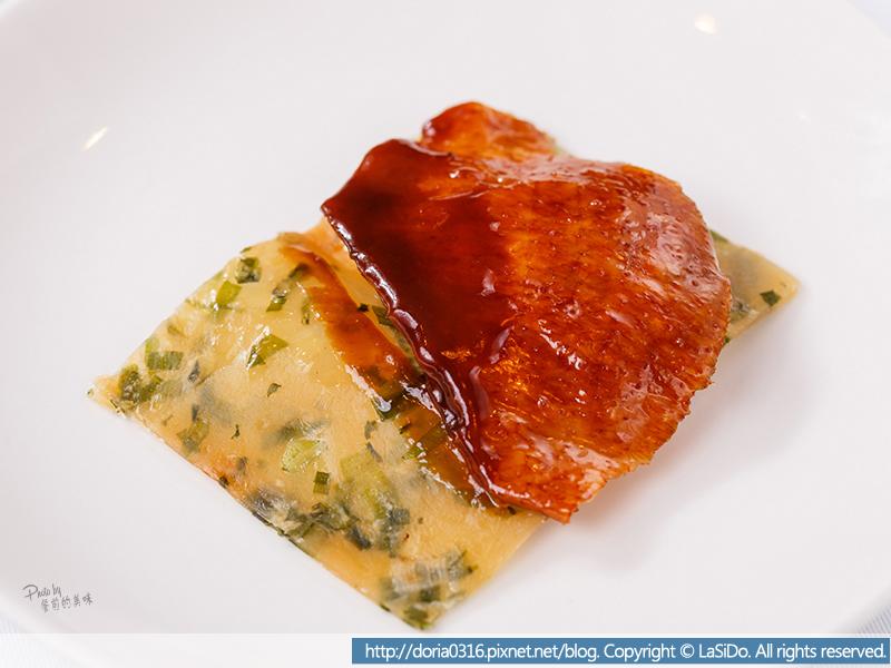 蔥麥雙餅片皮鴨3
