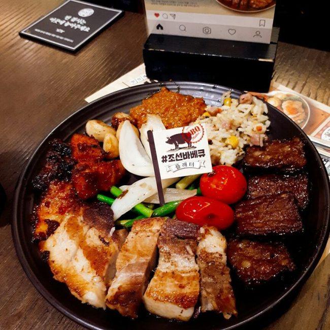 韓國, 首爾, 美食, 餐廳, 自助餐, 放題, 任食, Nature kitchen