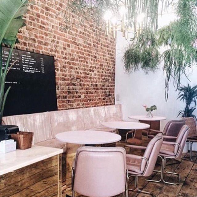 英國, 倫敦, cafe, Palm Vaults, 少女心