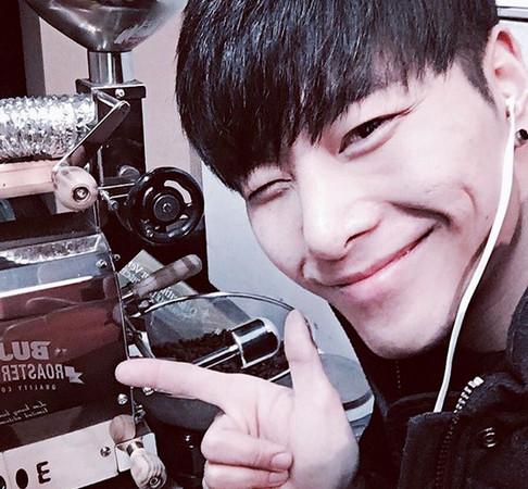 韓國, 咖啡藝術師, cafe, C.THROUGH, 咖啡, 李江彬