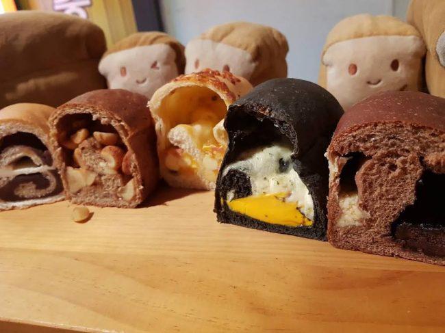 弘大, 韓國, 延大, 麵包, 美食, 麵包monster, 식빵몬스터, 手工餡料麵包