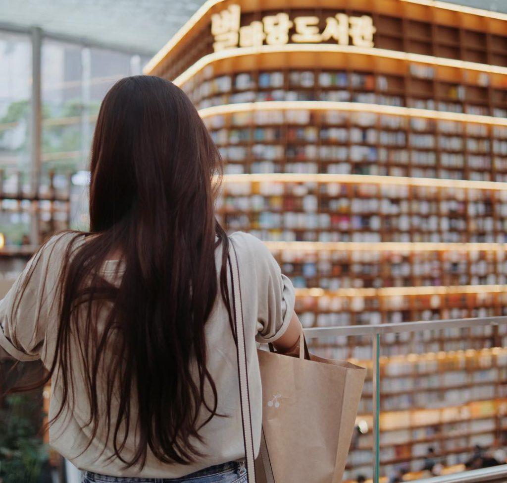 韓國, 首爾, COEX MALL STARFIELD LIBRARY, 景點, 圖書館