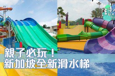 新加坡, 親子活動, 旅遊, 自由行, Wild Wild Wet水上樂園