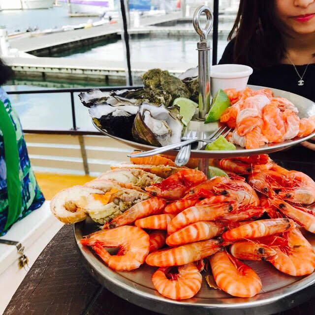 澳洲, 開恩玆, 海鮮, Prawn Star Cairns, 漁市場, 碼頭, 必食必去