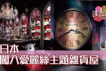 日本 ,愛麗絲主題雜貨屋