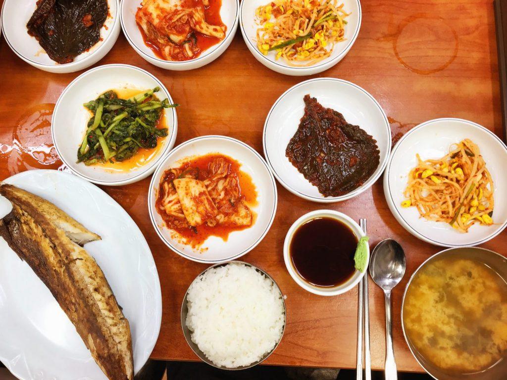 韓國首爾 ,東大門巷弄美食 ,湖南家烤魚, 호남집