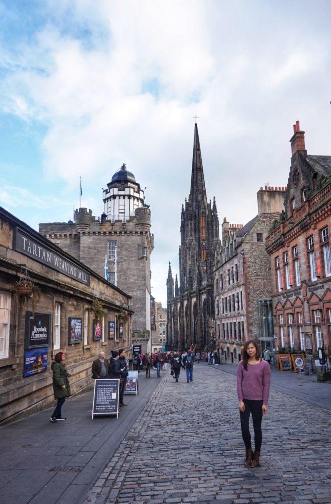 蘇格蘭愛丁堡, Edinburgh Castle, 景點, 觀光, 自由行