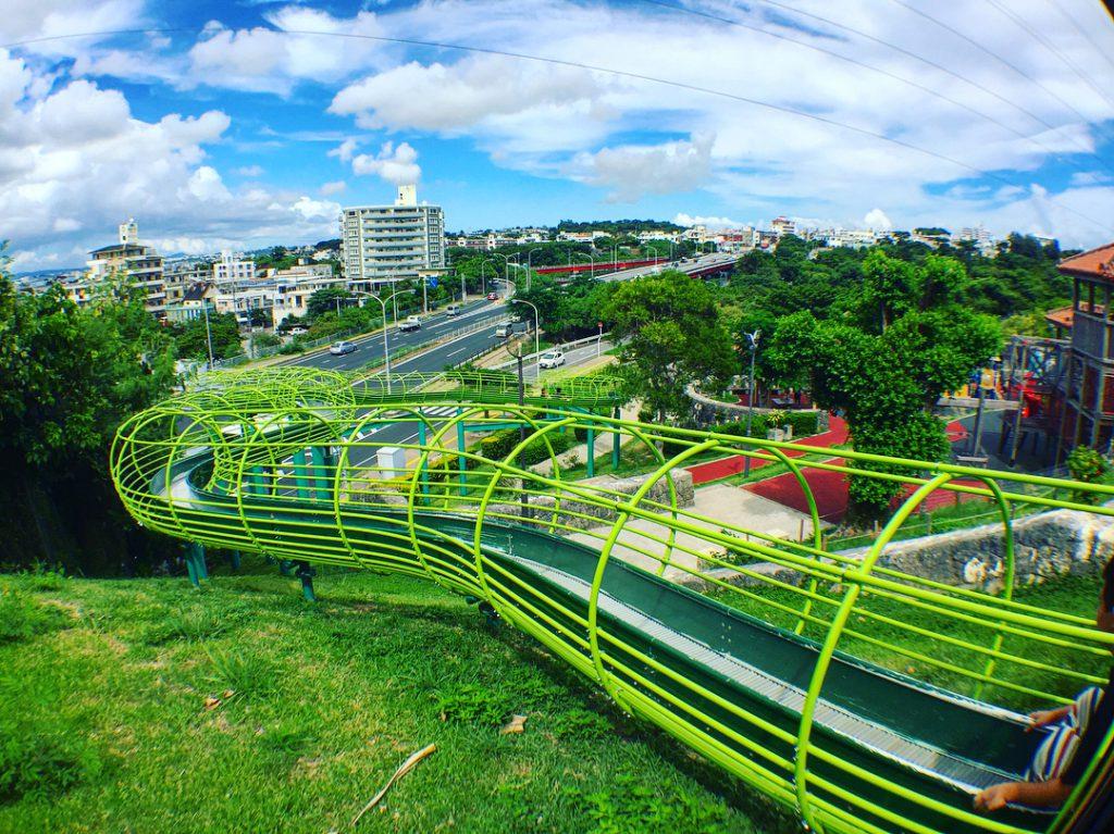 日本沖繩, 浦添大公園