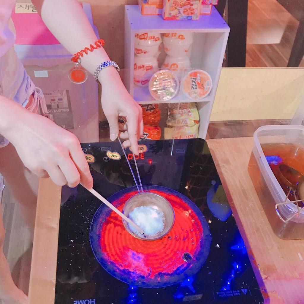 韓國首爾, 主題cafe,모두막