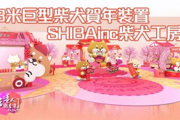 SHIBAinc柴犬工房, 青衣城