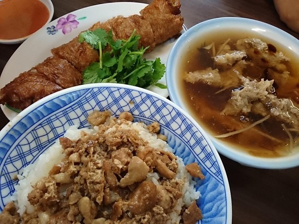 羅東肉焿番, 元朗, 台灣菜
