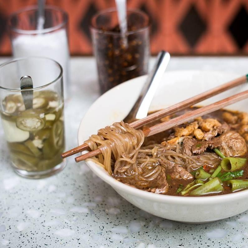 Samsen泰麵,灣仔,泰國菜