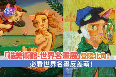 catart展覽-香港站